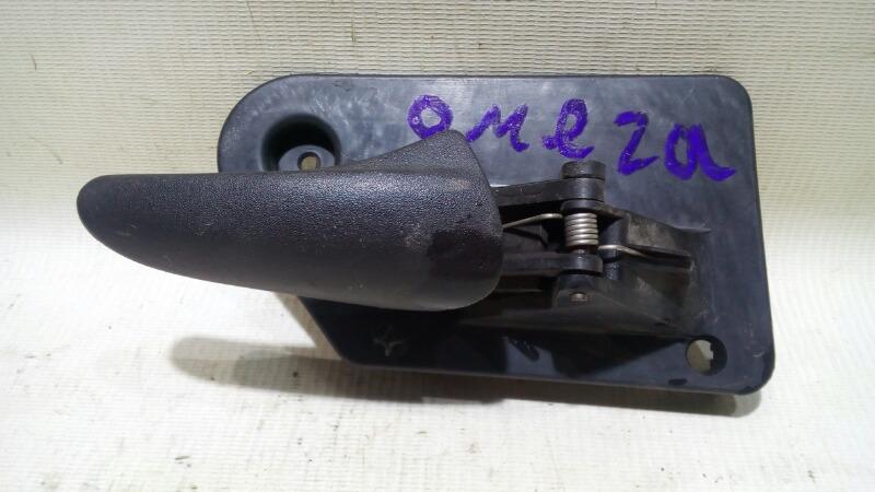 Ручка двери внутренняя Opel Omega 26 X25XE 1994 задняя правая
