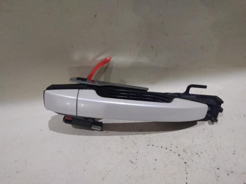 Ручка двери внешняя Subaru Impreza GH2 EL154 2007 задняя левая