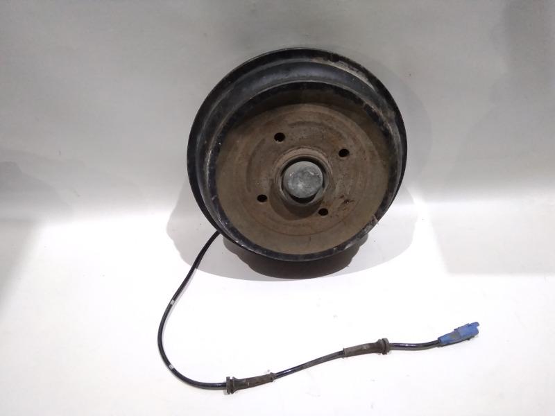 Барабан тормозной Peugeot 207 WC TU3A 2006