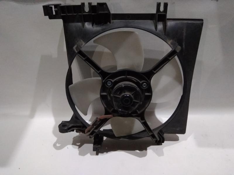 Вентилятор охлаждения радиатора Subaru Impreza GH2 EL154 2007 левый