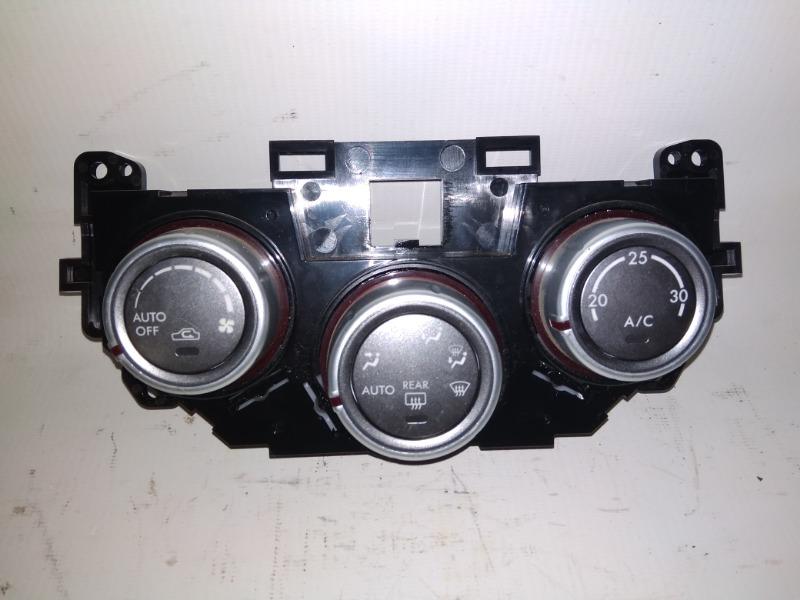 Блок управления климат-контролем Subaru Impreza GH2 EL154 2007