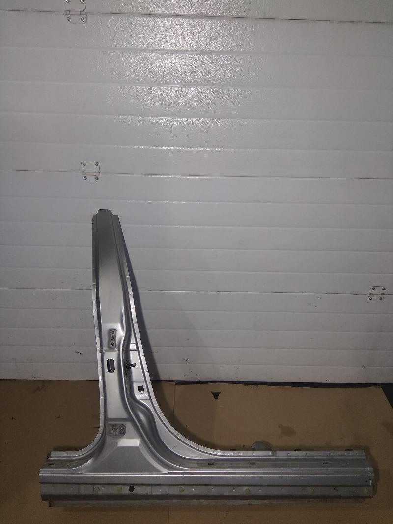 Порог кузовной Nissan Primera TP12 QR20DE 2004 правый