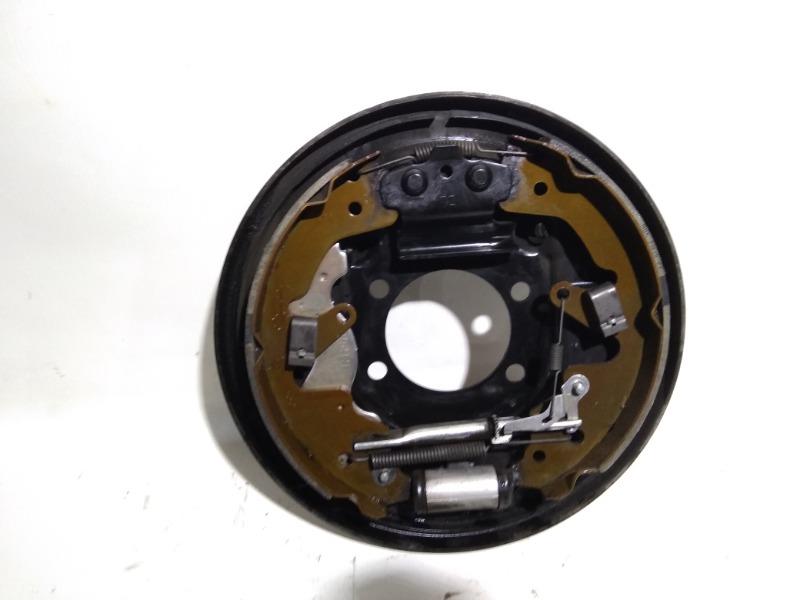 Щиток тормозного механизма Subaru Impreza GH2 EL154 2007 задний левый