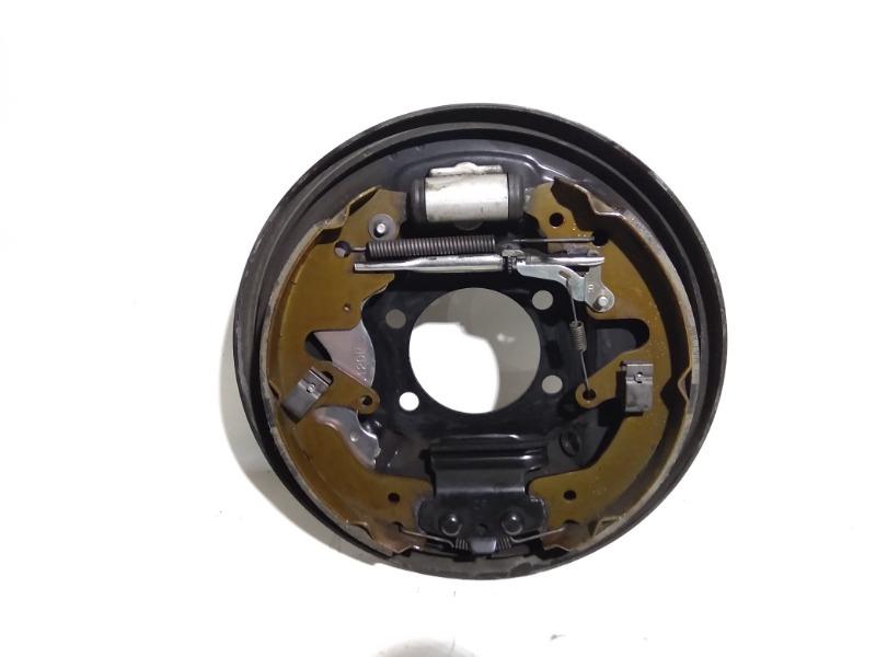 Щиток тормозного механизма Subaru Impreza GH2 EL154 2007 задний правый