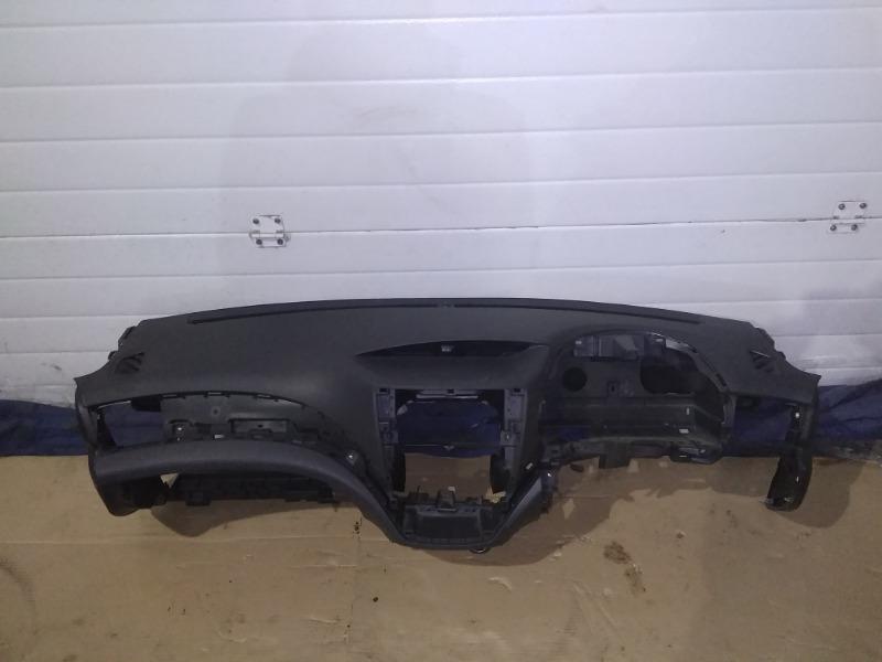 Панель приборов (торпеда) Subaru Impreza GH2 EL154 2007
