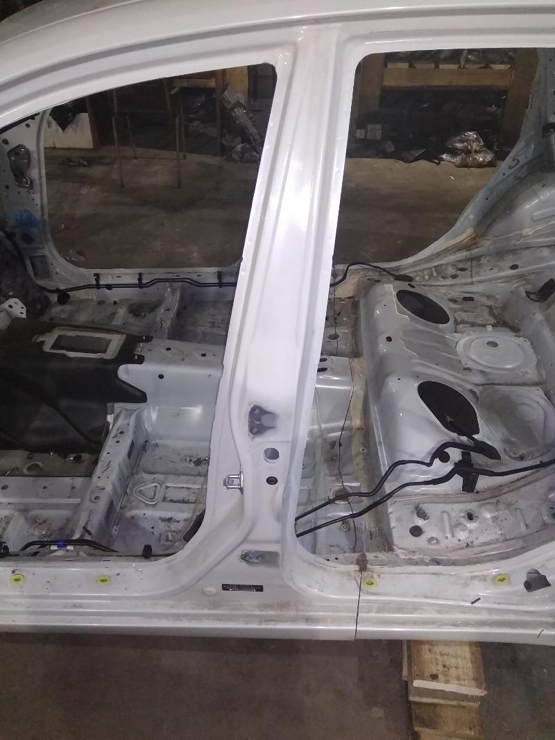 Стойка кузова Subaru Impreza GH2 EL154 2007 левая