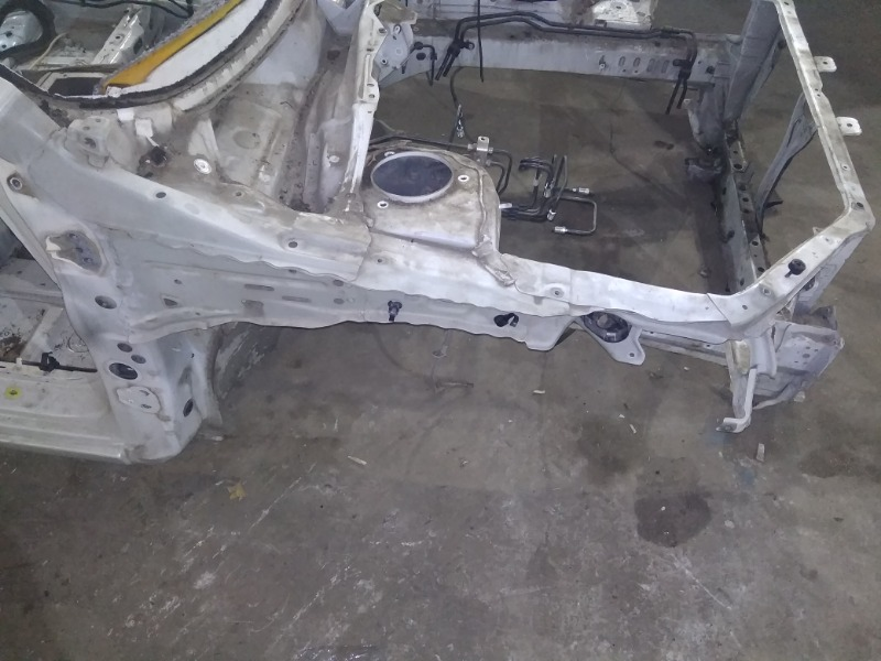 Лонжерон Subaru Impreza GH2 EL154 2007 передний правый