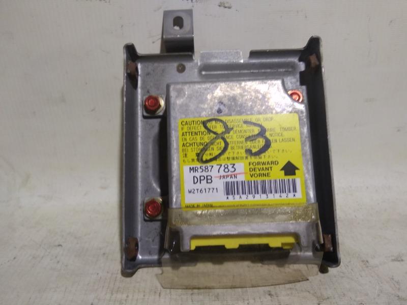 Блок управления airbag Mitsubishi Airtrek CU2W 4G63T 2002