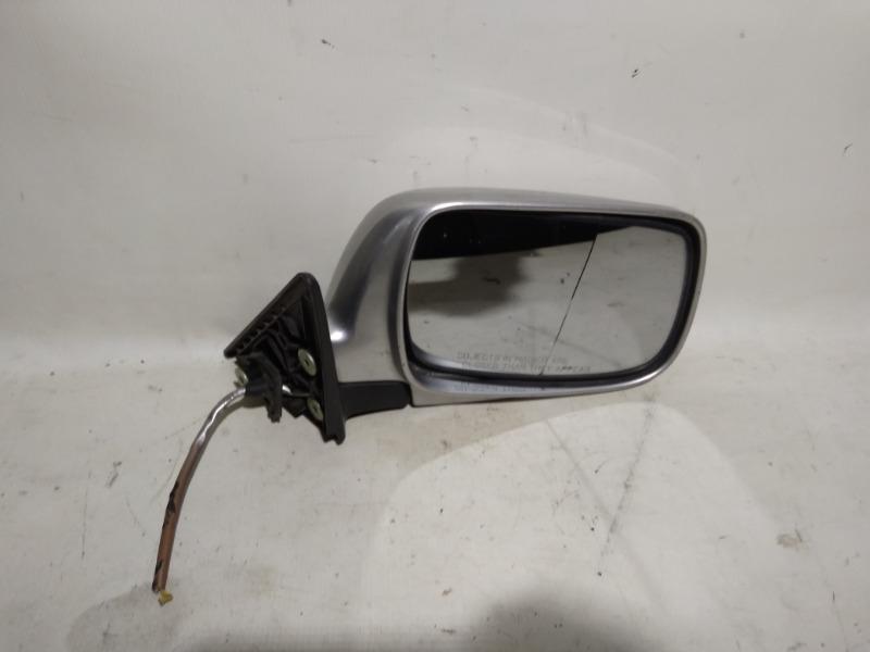 Зеркало заднего вида боковое Subaru Forester SG5 EJ25 2002 переднее правое