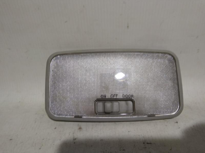 Светильник салона Toyota Corolla ZRE151 1ZRFE 2012 задний