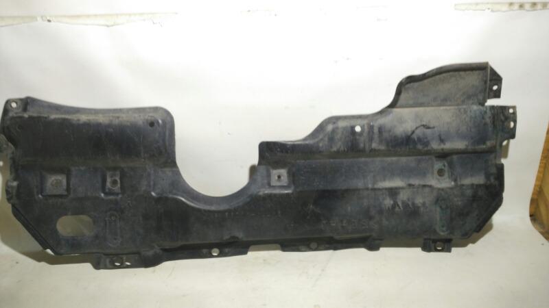 Защита двигателя Toyota Corolla ZRE151 1ZRFE 2012 передняя