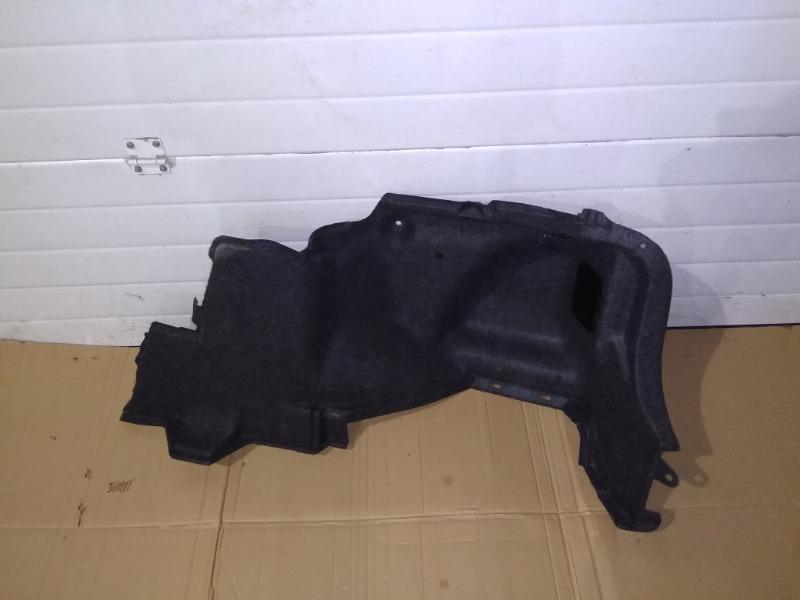 Обшивка багажника Toyota Corolla ZRE151 1ZRFE 2012 задняя правая