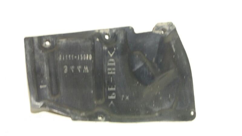 Защита двигателя Toyota Corolla ZRE151 1ZRFE 2012 передняя левая