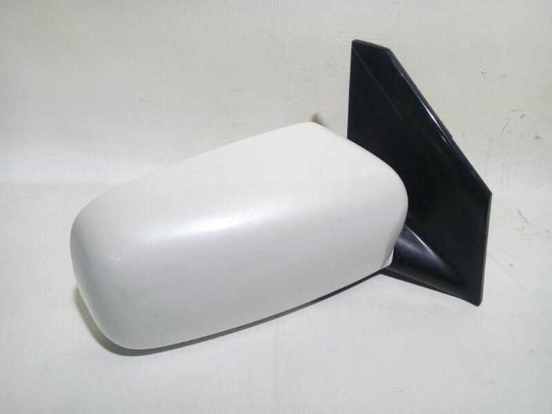 Зеркало заднего вида боковое Mitsubishi Lancer Cedia CS5W 4G93 2002 переднее правое