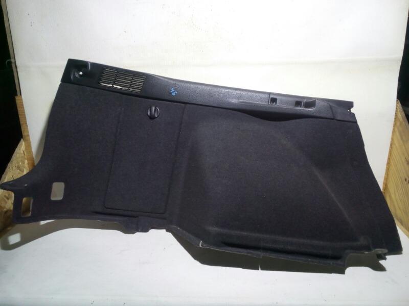 Обшивка багажника Mitsubishi Lancer Cedia CS5W 4G93 2002 задняя левая