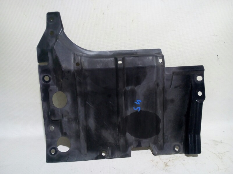 Защита двигателя Mitsubishi Lancer Cedia CS5W 4G93 2002 передняя левая