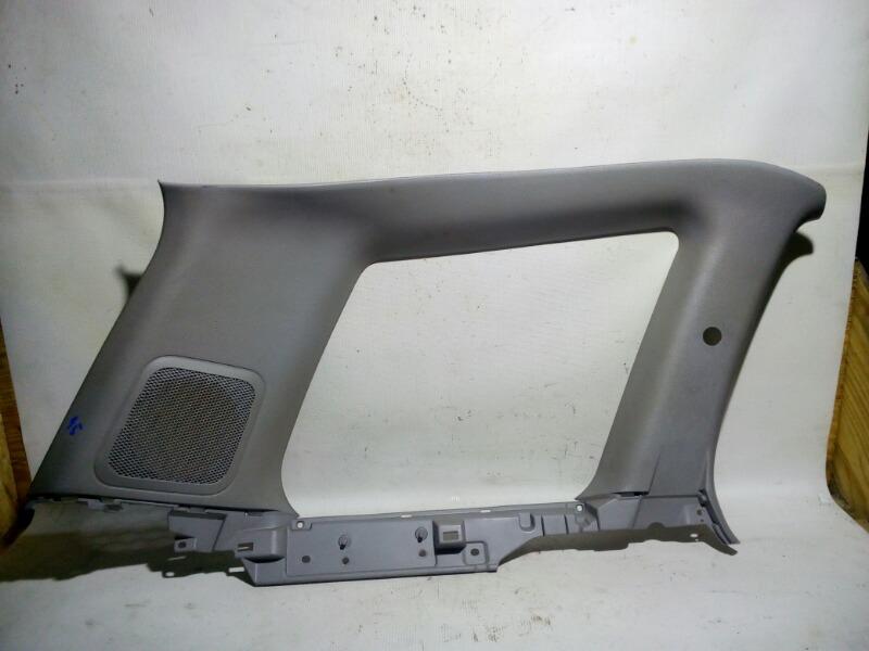 Обшивка багажника Mitsubishi Lancer Cedia CS5W 4G93 2002 задняя левая верхняя