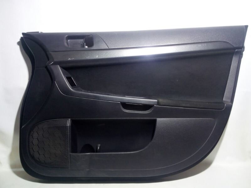 Обшивка двери Mitsubishi Galant Fortis CY4A 4B11 2007 передняя правая