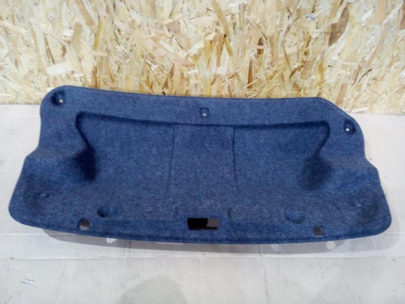 Обшивка багажника Mitsubishi Galant Fortis CY4A 4B11 2007