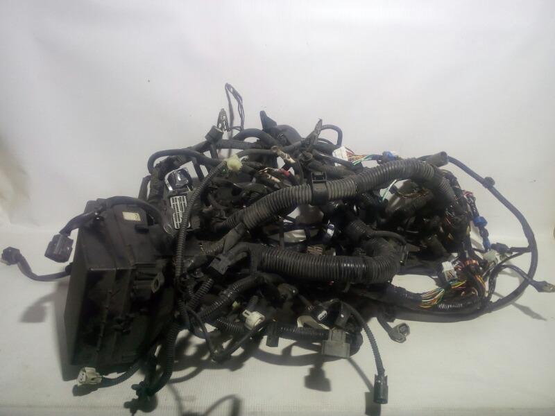 Проводка двс Mitsubishi Galant Fortis CY4A 4B11 2007