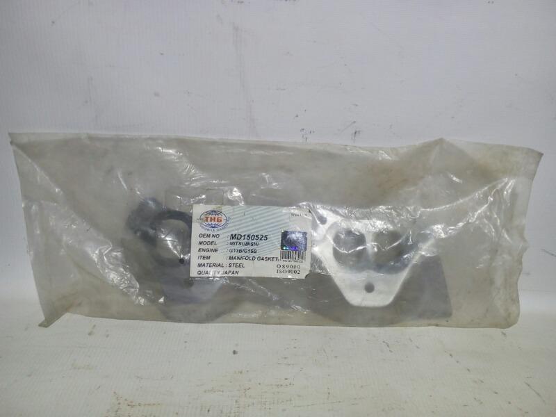 Прокладка глушителя Mitsubishi Mirage CJ1A 4G13 2000