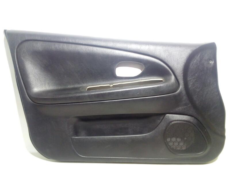 Обшивка двери Mitsubishi Lancer Evolution CP9A 4G63T 1998 передняя левая