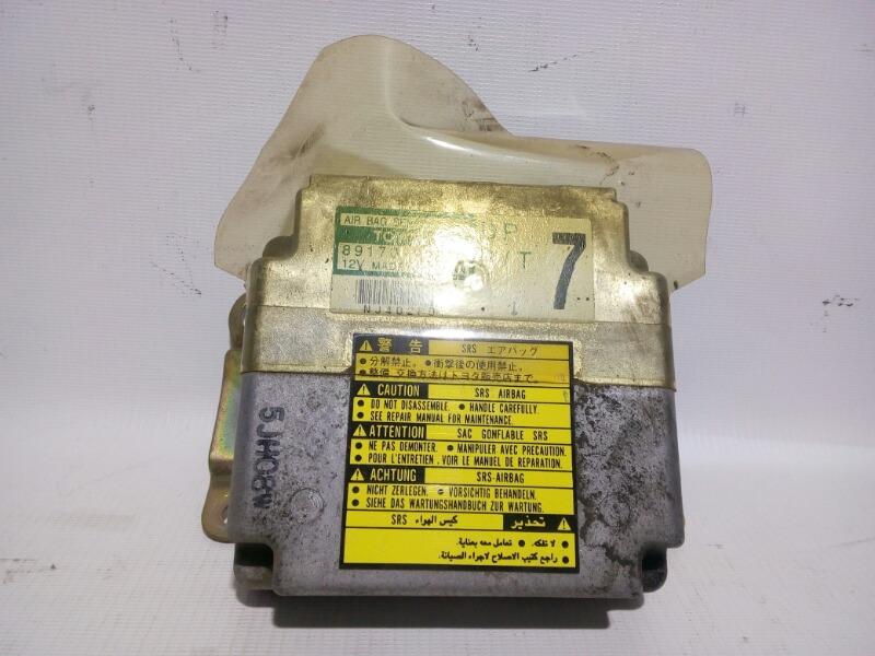 Блок управления airbag Toyota Platz SCP11 1SZFE 2000