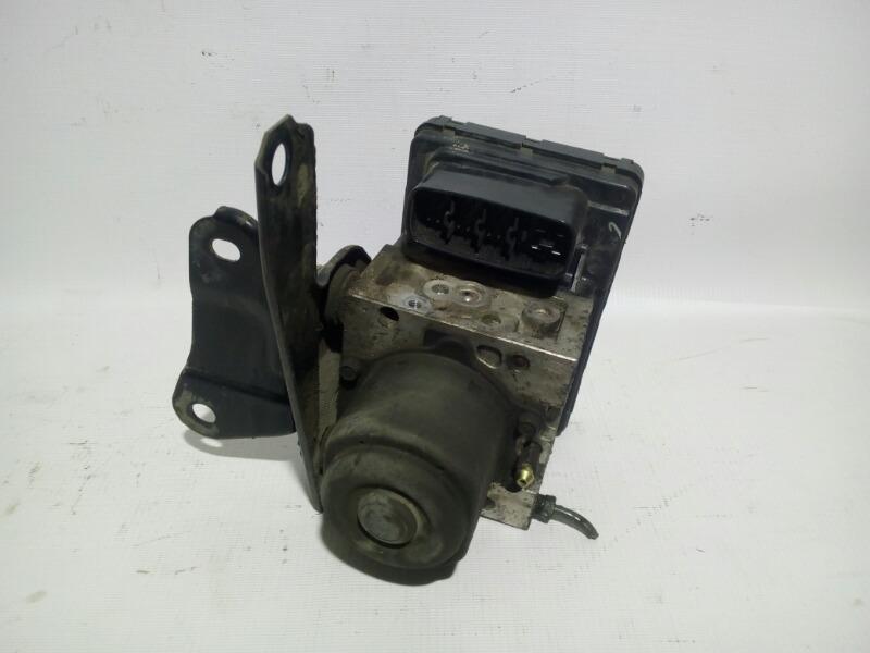 Блок abs (насос) Toyota Platz SCP11 1SZFE 2000