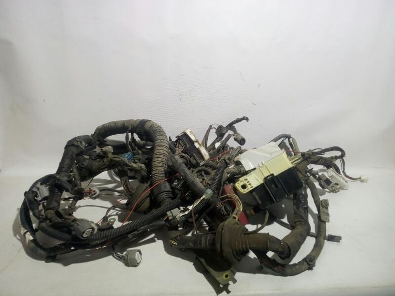 Проводка двс Toyota Platz SCP11 1SZFE 2000