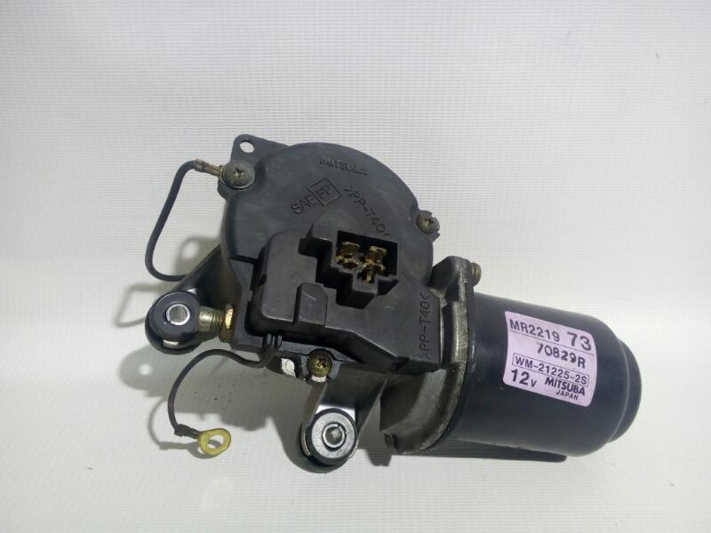 Мотор стеклоочистителя Mitsubishi Challenger K99W 6G74 1997