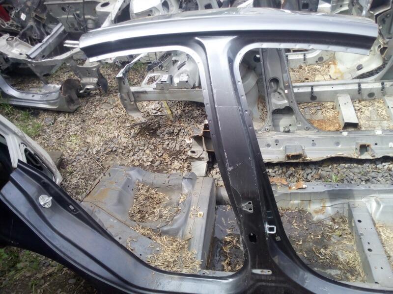 Стойка кузова Mitsubishi Lancer CX CY 4B10 2007 правая