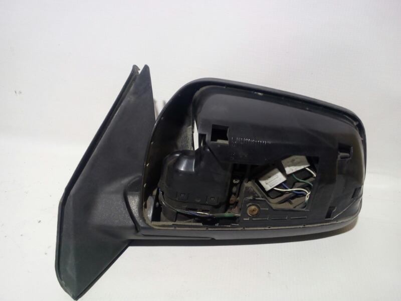 Зеркало заднего вида боковое Mitsubishi Galant Fortis CY4A 4B11 2007 переднее левое