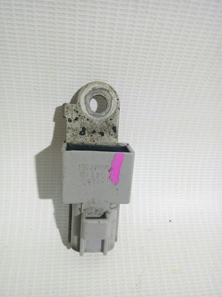 Конденсатор Toyota Platz SCP11 1SZFE 2000