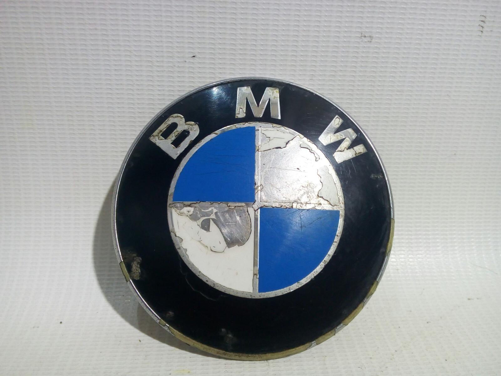 Эмблема Bmw 5-Series Е39 M52B25 1994 передняя