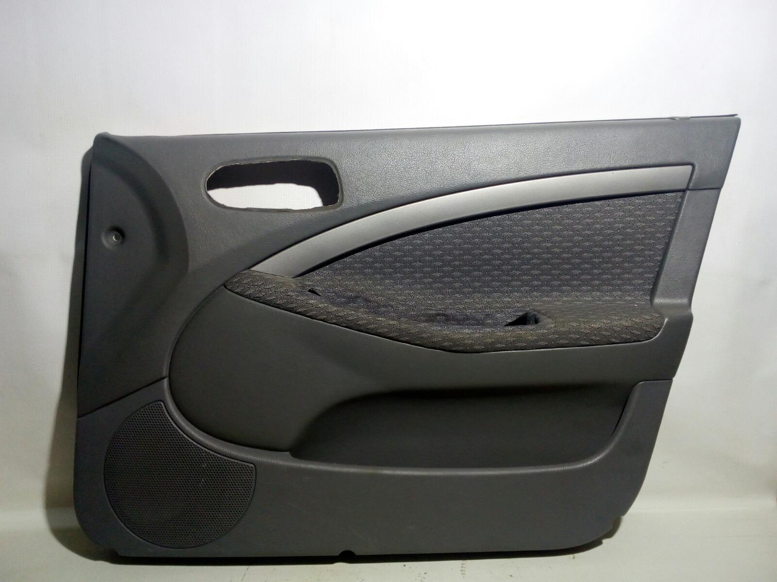 Обшивка двери Chevrolet Lacetti J200 F14D3 2003 передняя правая