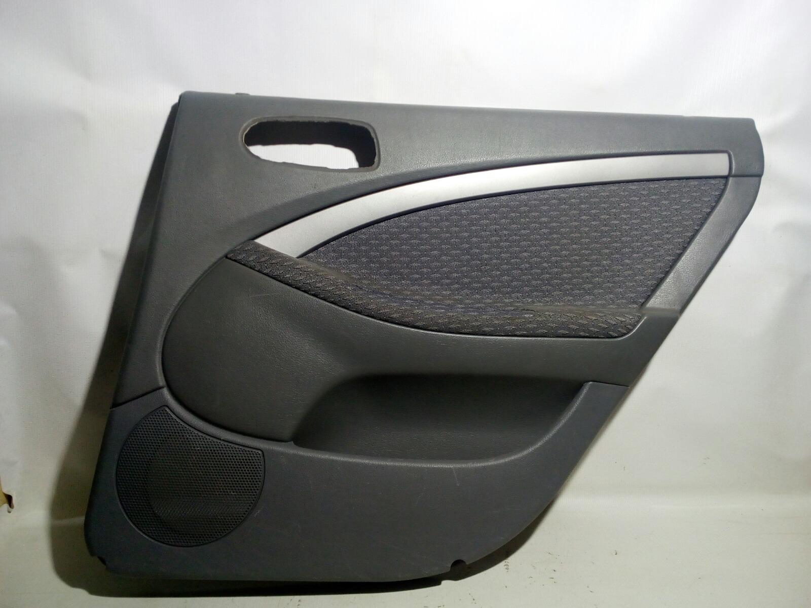 Обшивка двери Chevrolet Lacetti J200 F14D3 2003 задняя правая