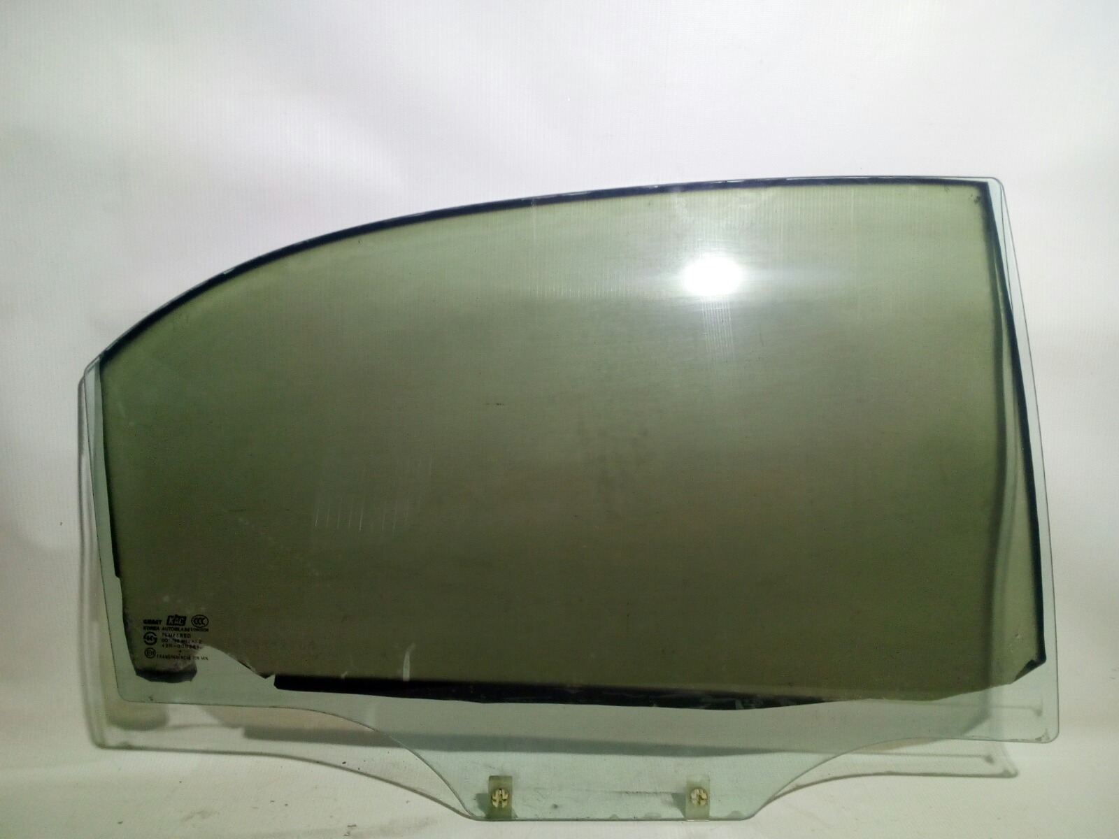 Стекло боковое Chevrolet Lacetti J200 F14D3 2003 заднее правое