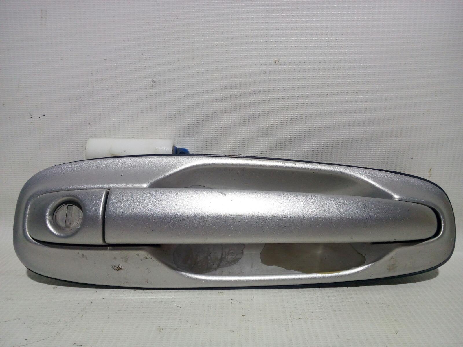 Ручка двери внешняя Chevrolet Lacetti J200 F14D3 2003 передняя правая