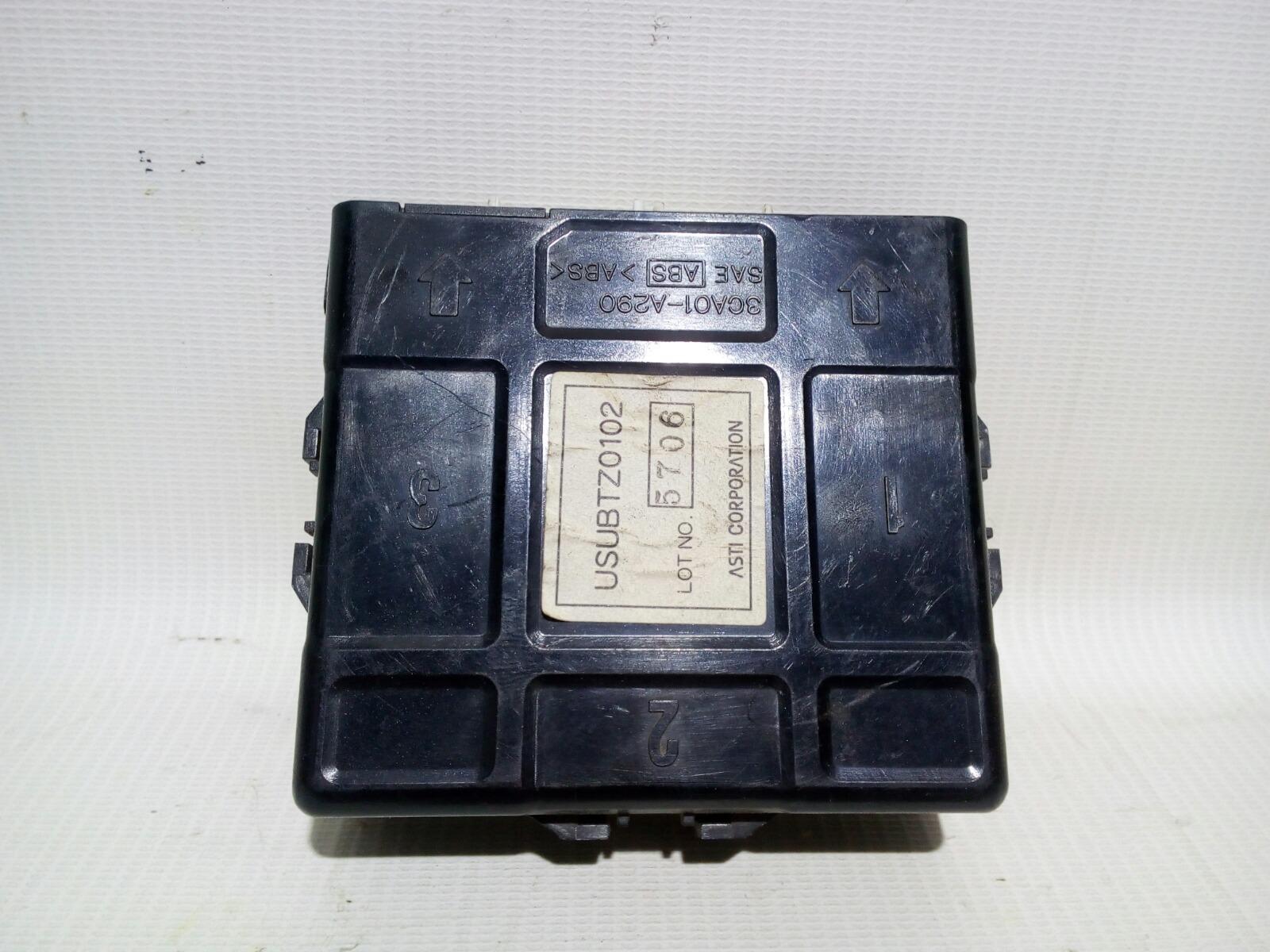 Блок управления Suzuki Escudo TD94W H27A 2005