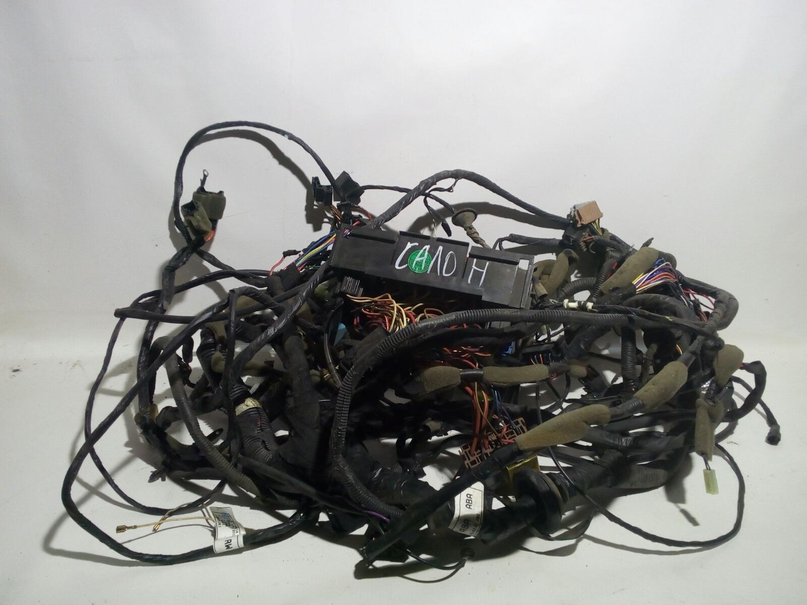 Проводка салона Daewoo Nexia KLETN F16D3 2012