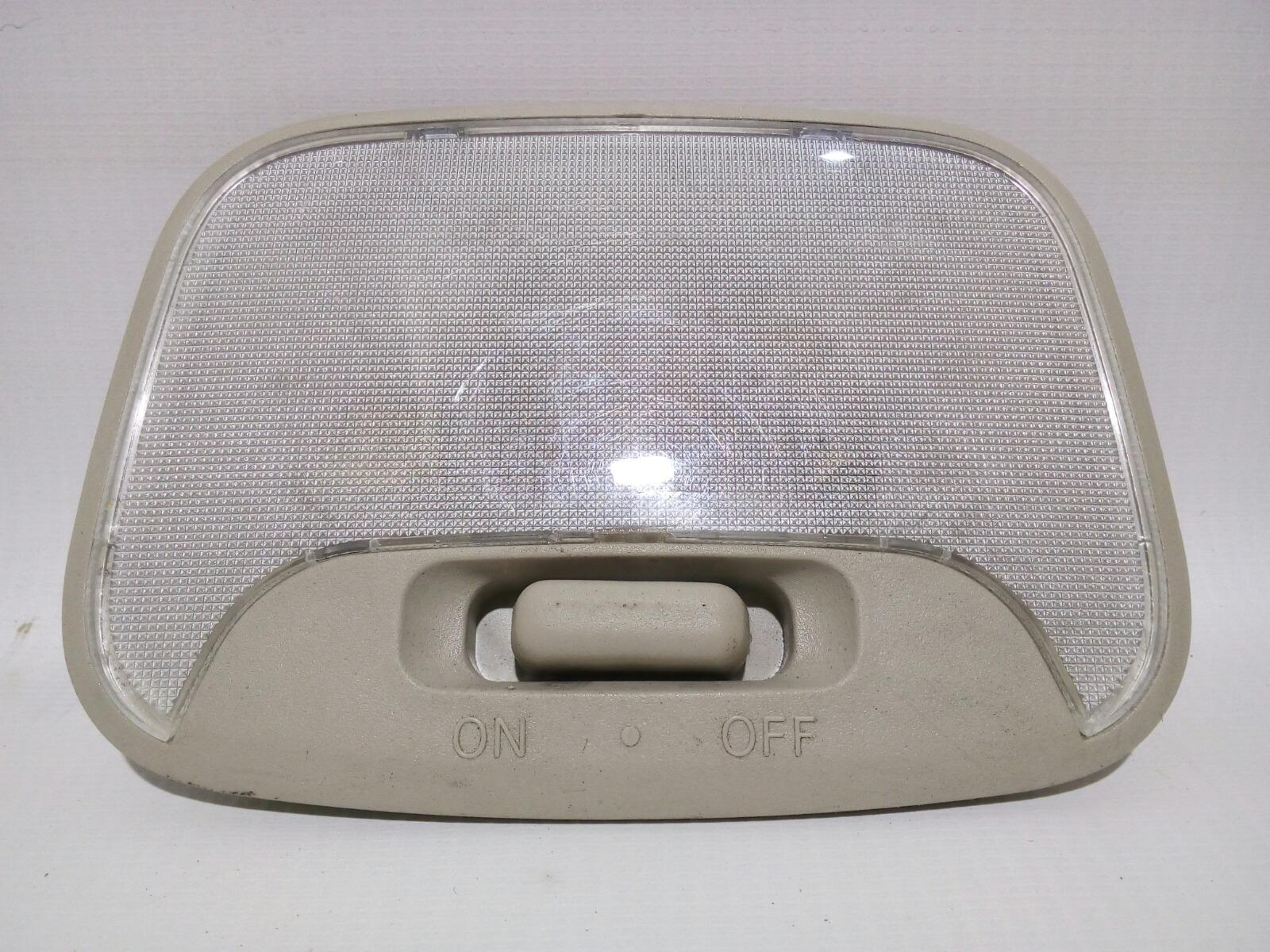 Светильник салона Mitsubishi Challenger K99W 6G74 1997