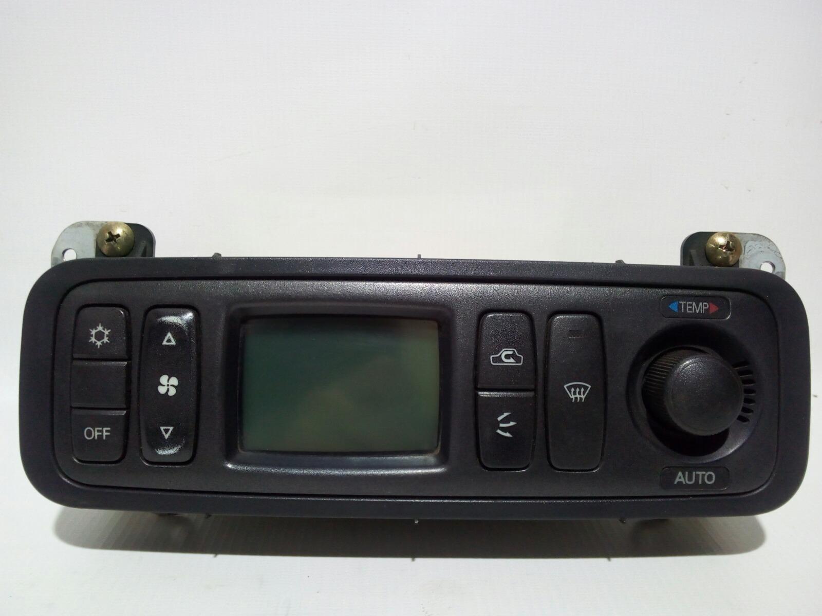 Блок управления климат-контролем Mitsubishi Challenger K99W 6G74 1997