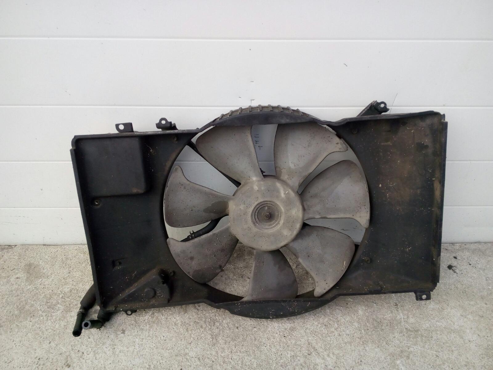Диффузор радиатора Toyota Crown Majesta UZS141 1UZ-FE 1991