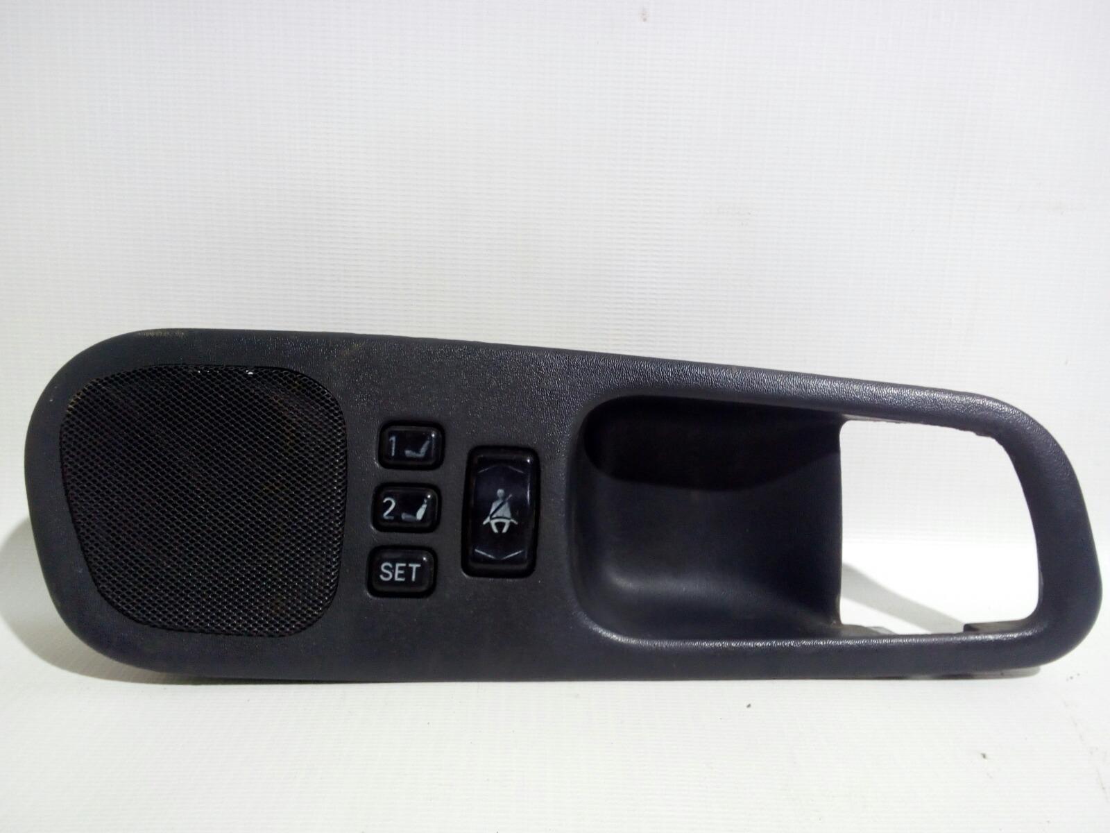 Накладка на ручку двери внутренняя Toyota Crown Majesta UZS141 1UZ-FE 1991 передняя правая
