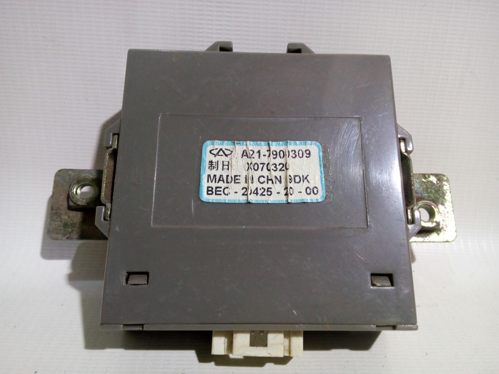 Блок управления парктроником Chery Fora A21 SQR484F 2007