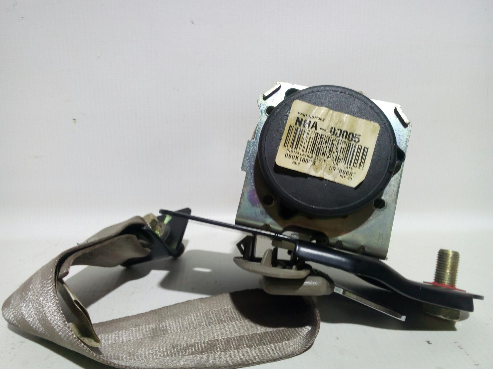 Ремень безопасности Chery Fora A21 SQR484F 2007 задний правый