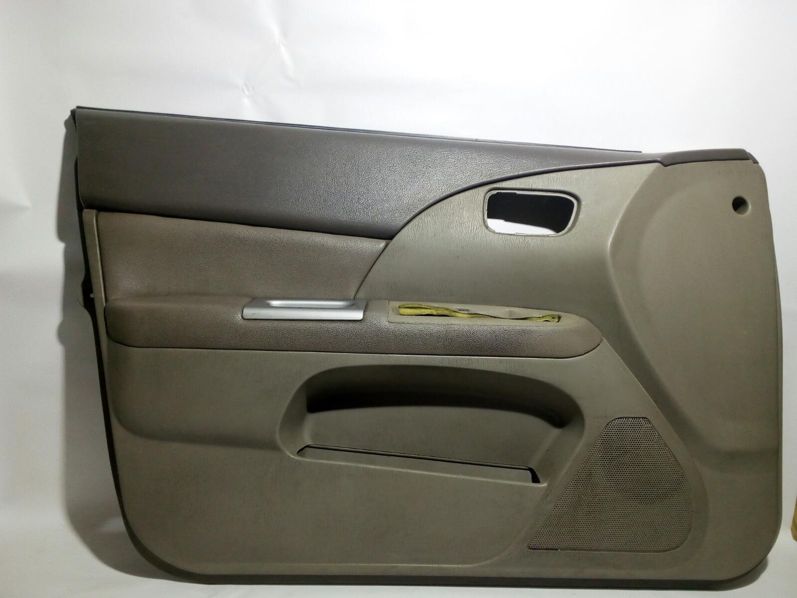 Обшивка двери Chery Fora A21 SQR484F 2007 передняя левая