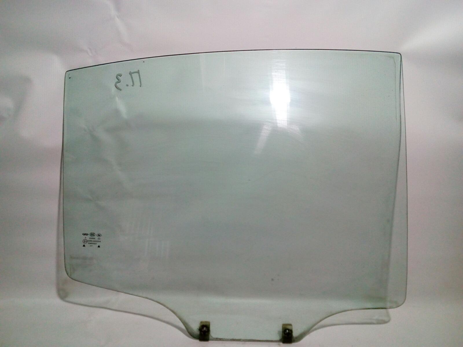Стекло боковое Chery Fora A21 SQR484F 2007 заднее правое