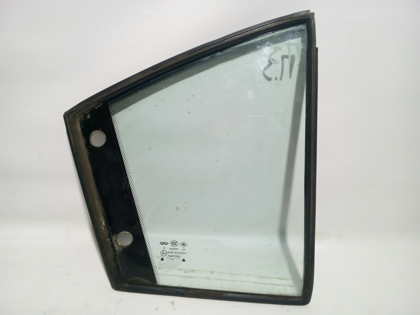 Форточка двери Chery Fora A21 SQR484F 2007 задняя правая