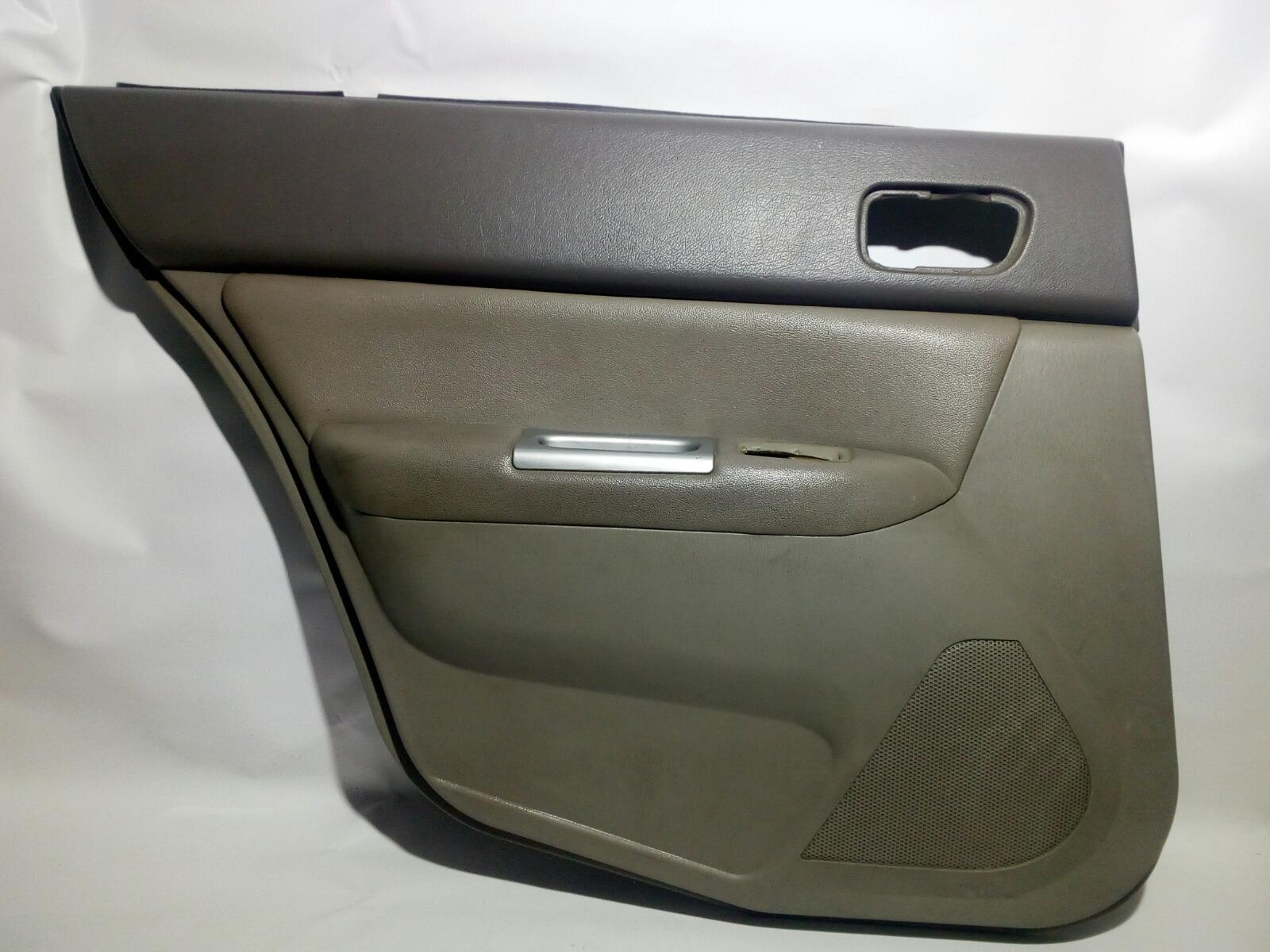 Обшивка двери Chery Fora A21 SQR484F 2007 задняя левая